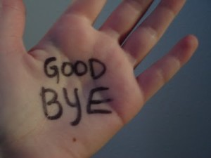 Goodbye Letter to a Friend