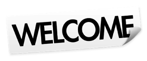 welcome em inglês