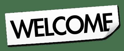 Expressões com Welcome em inglês