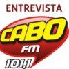 Entrevista com Gleydson na Rádio Cabo FM 101,1