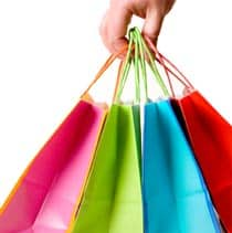 Link para Diferença entre go shopping e do the shopping