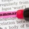 Dica de Gramática