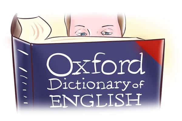 Dicionário de Inglês Oxford