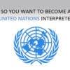 Interprete das Nações Unidas