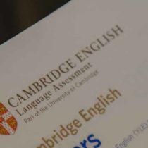Certificação - Cambridge English
