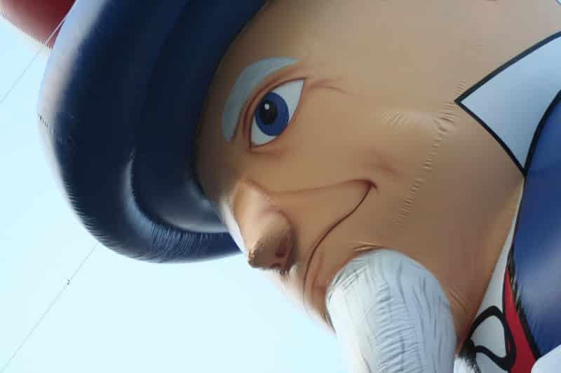 Uncle Sam Balloom