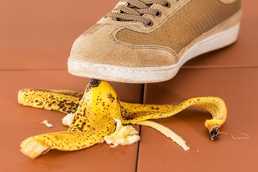 Casca de Banana - Nativos também erram
