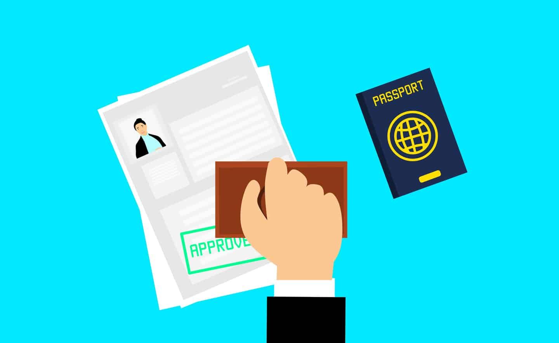 Como tirar um visto americano por Sandro Sampaio